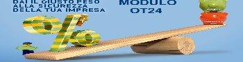 Nuovo modello INAIL OT24 per il 2015