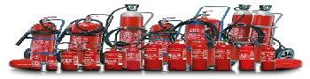 Sistemi antincendio a CFC