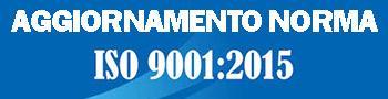 Nuovo Corso di Aggiornamento alla norma ISO 9001:2015