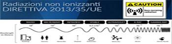 Recepita la Direttiva 2013/35/UE sui campi elettromagnetici