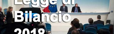 Le proroghe e le novità della legge di bilancio 2018 sulla Sicurezza