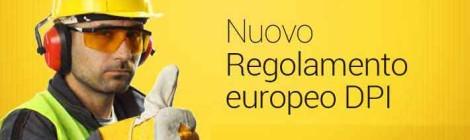 Il nuovo regolamento europeo sui DPI